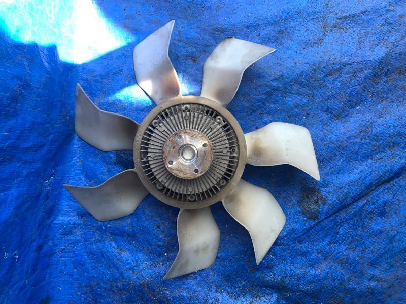 Вентилятор с вязкостной муфтой Nissan Elgrand APWE50 VQ35DE (б/у)