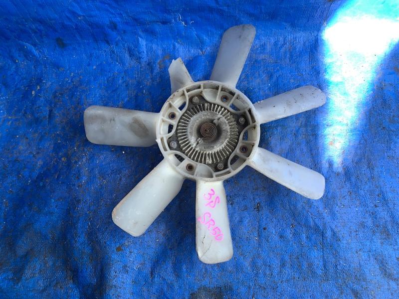Вентилятор с вязкостной муфтой Toyota Noah SR50 3SFE (б/у)