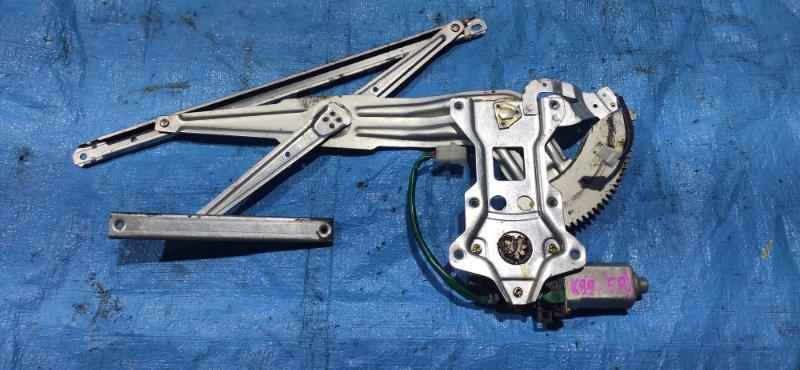 Стеклоподъемник Mitsubishi Challenger K99W передний правый (б/у)