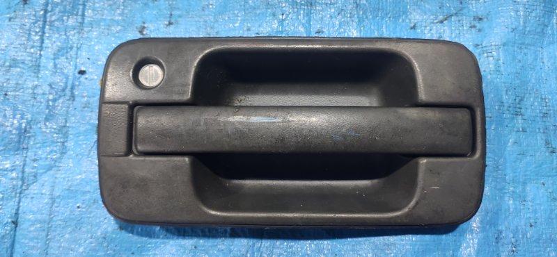 Ручка двери внешняя Isuzu Bighorn UBS69 передняя левая (б/у)