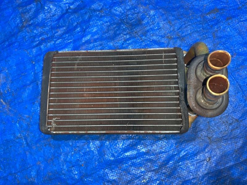 Радиатор печки Toyota Corolla CE90 1C (б/у)