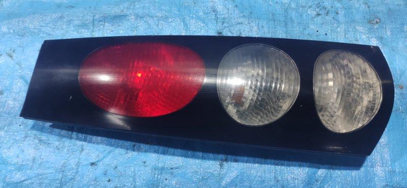 Стоп-сигнал Toyota Raum EXZ10 задний левый (б/у)
