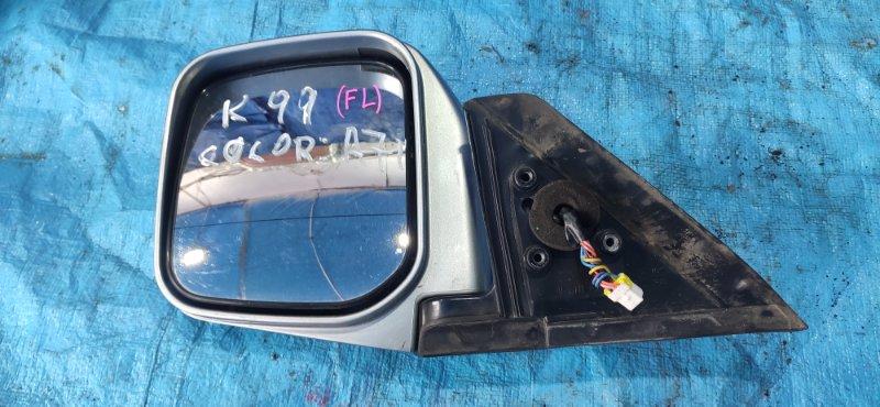 Зеркало Mitsubishi Challenger K99W переднее левое (б/у)