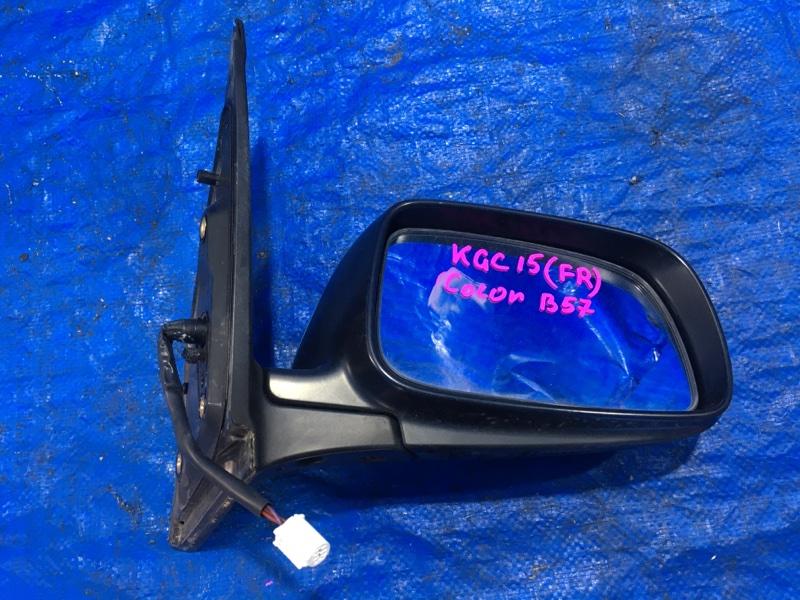 Зеркало Toyota Passo KGC15 переднее правое (б/у)