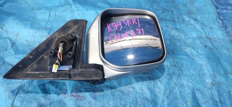 Зеркало Mitsubishi Challenger K99W переднее правое (б/у)
