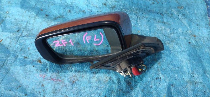 Зеркало Honda Cr-Z ZF1 переднее левое (б/у)