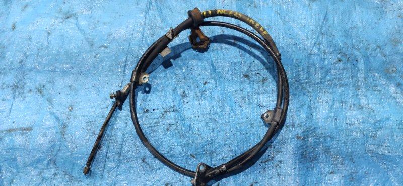 Трос ручника Toyota Raum NCZ25 1NZ-FE левый (б/у)