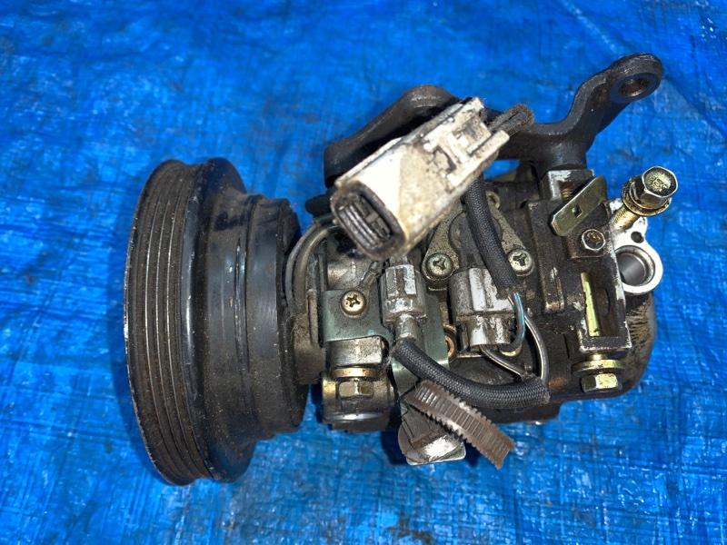 Компрессор кондиционера Toyota Corsa EL45 5EFE (б/у)
