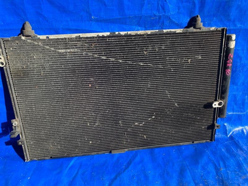 Радиатор кондиционера Toyota Isis ANM10 (б/у)