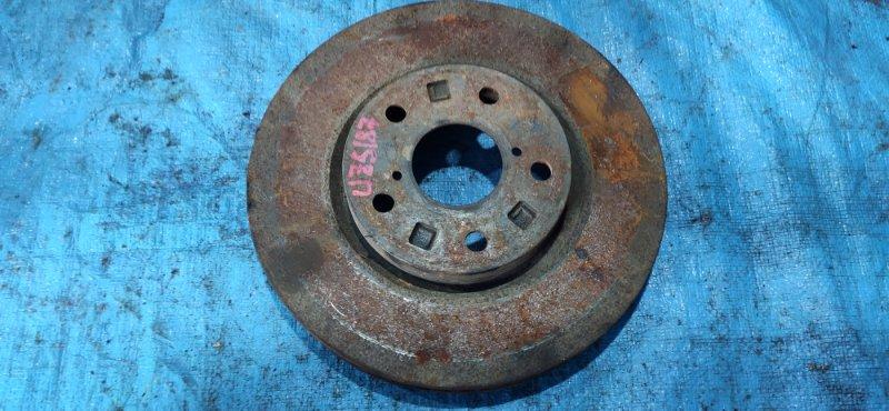 Тормозной диск Toyota Crown Majesta UZS187 3UZFE передний (б/у)