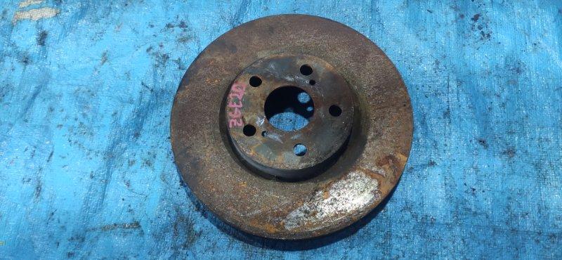 Тормозной диск Toyota Wish ZGE20 передний (б/у)