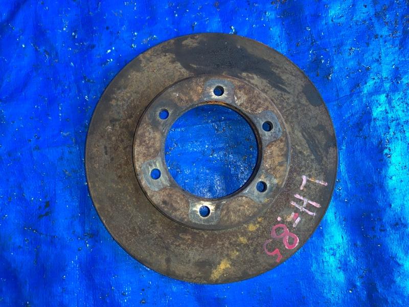 Тормозной диск Toyota Hiace LH85 передний (б/у)