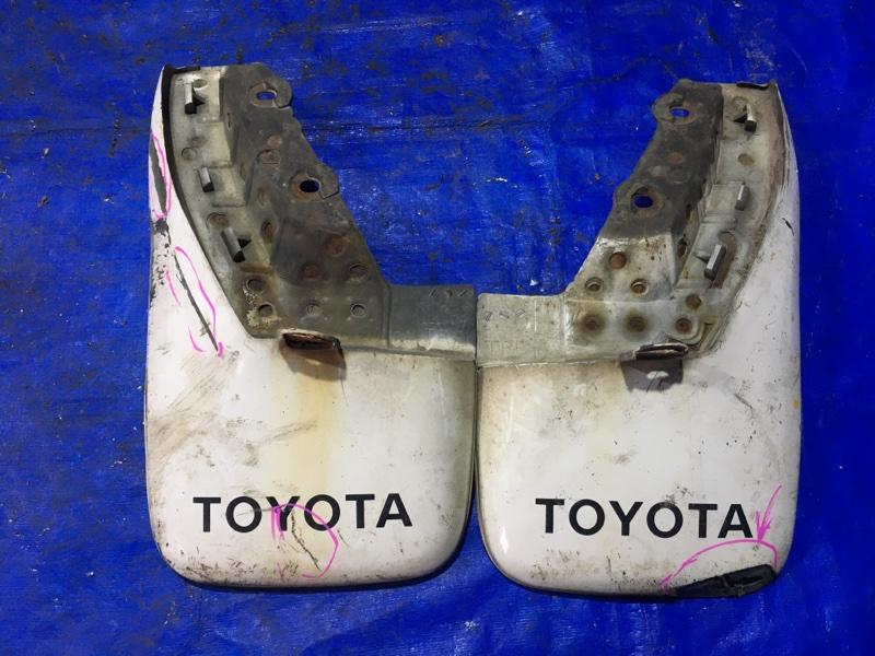 Брызговик Toyota Corolla CE90 1C задний (б/у)