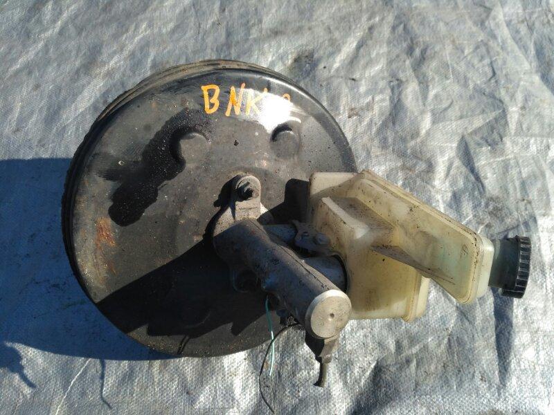 Главный тормозной цилиндр Nissan March BNK12 HR12 (б/у)