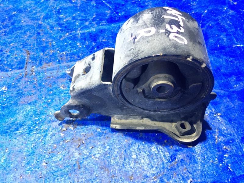 Подушка двигателя Nissan X-Trail NT30 задняя (б/у)