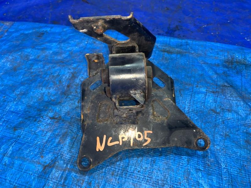 Подушка двигателя Toyota Ractis NCP105 1NZFE передняя левая (б/у)