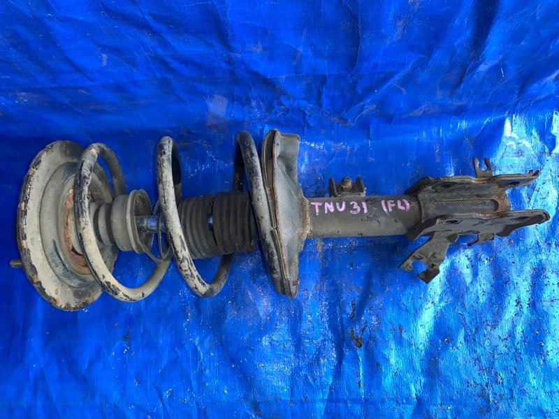 Стойка Nissan Presage TNU31 передняя левая (б/у)