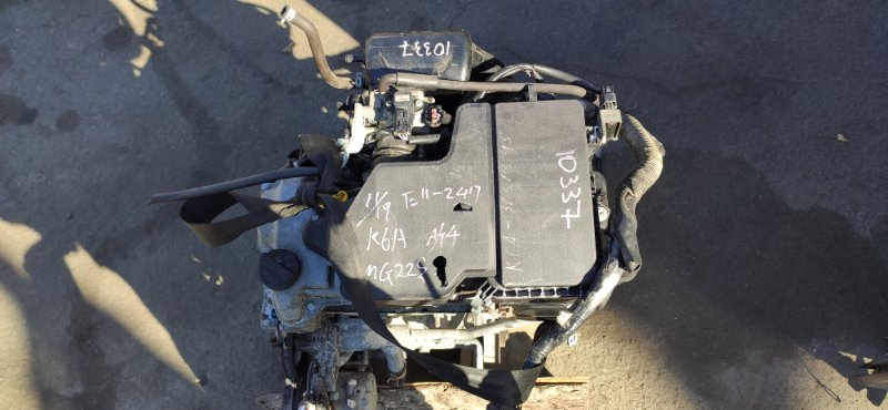 Двигатель Nissan Moco MG22S K6A (б/у)