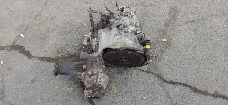 Мкпп Toyota Starlet EP85 4EFE (б/у)
