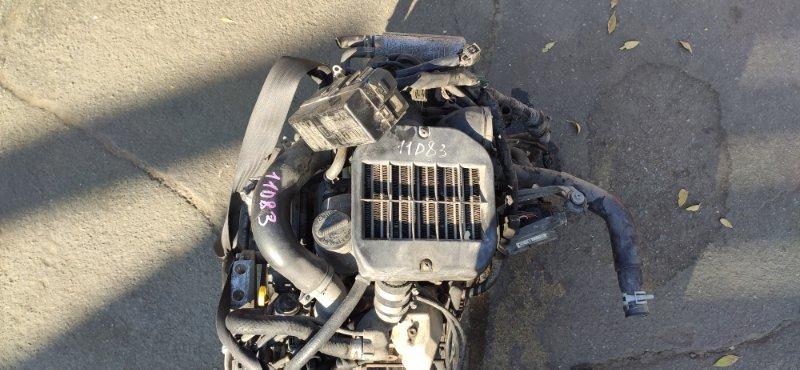 Двигатель Suzuki Wagon R MC12S F6A (б/у)