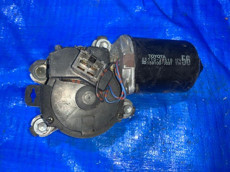 Мотор дворников Toyota Mark Ii GX81 (б/у)