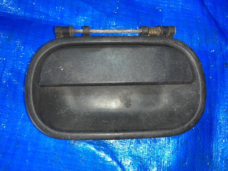 Ручка двери внешняя Isuzu Elf NHS80 передняя левая (б/у)