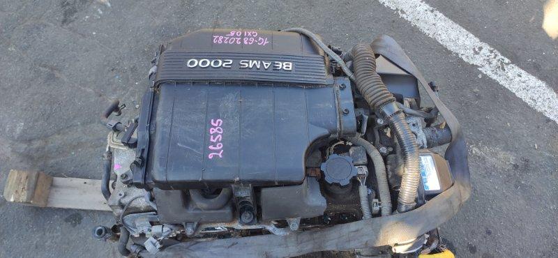 Двигатель Toyota Mark Ii GX105 1GFE (б/у)