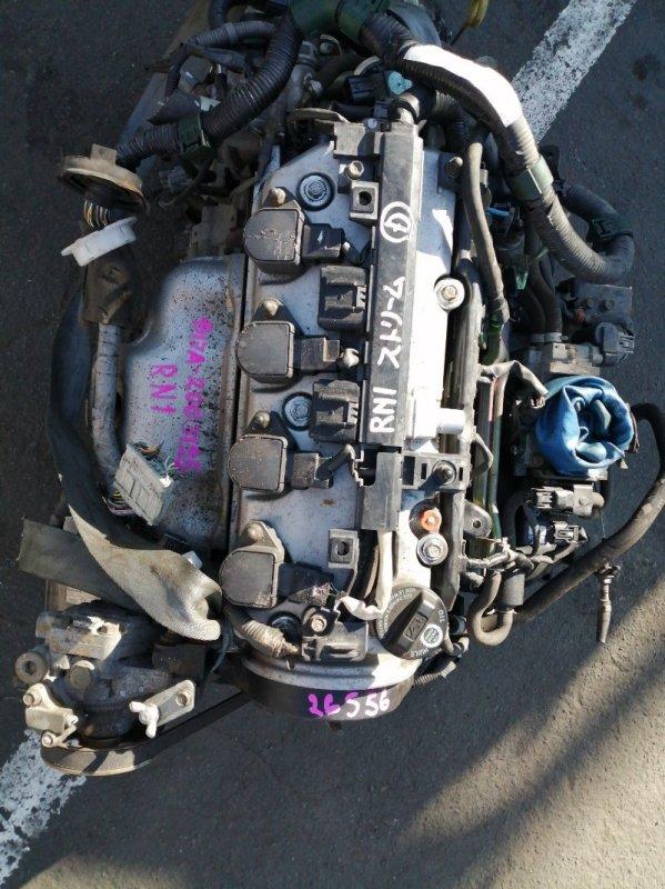 Двигатель Honda Stream RN1 D17A (б/у)