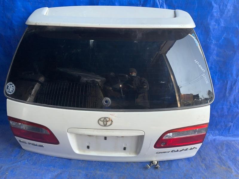 Дверь 5-я Toyota Camry Gracia MCV25 задняя (б/у)
