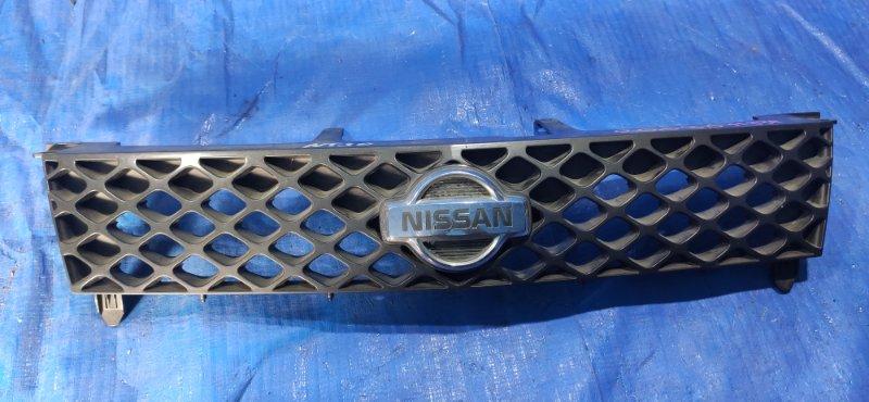 Решетка радиатора Nissan X-Trail NT30 передняя (б/у)