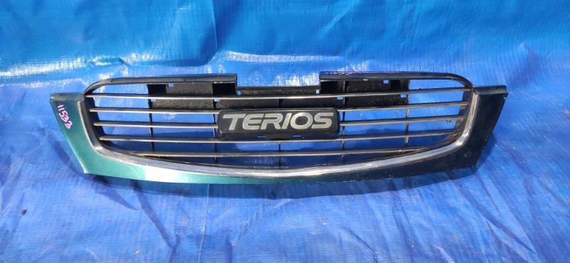 Решетка радиатора Daihatsu Terios J100G передняя (б/у)