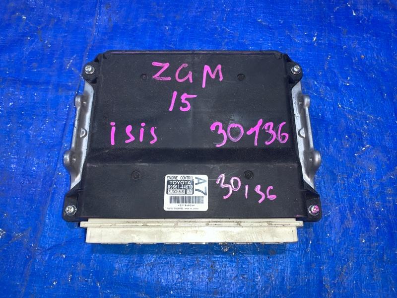 Блок efi Toyota Isis ZGM15 2ZRFAE (б/у)