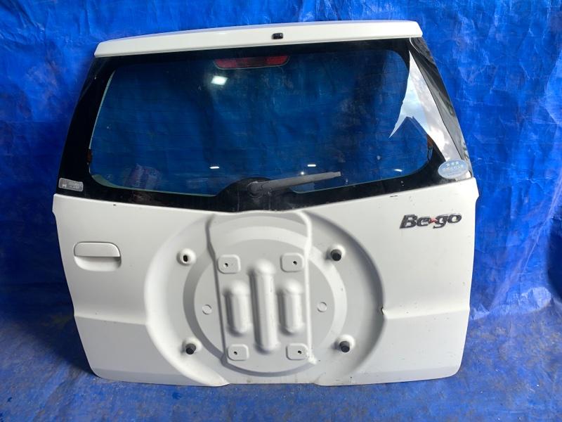 Дверь 5-я Daihatsu Be-Go J210G задняя (б/у)