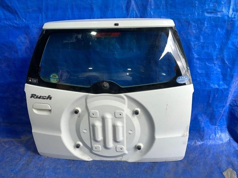 Дверь 5-я Toyota Rush J210E задняя (б/у)