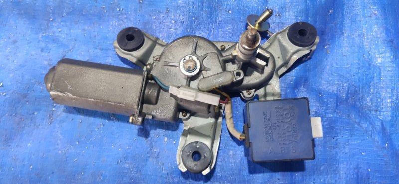 Мотор дворников Toyota Celica ST205 задний (б/у)