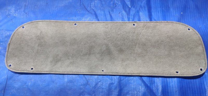 Обшивка двери багажника Toyota Porte NNP10 (б/у)