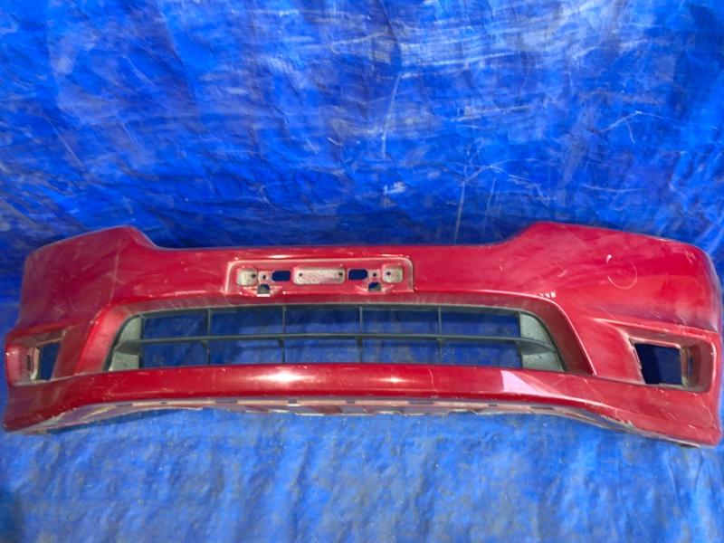 Бампер Honda Stream RN7 R18A передний (б/у)