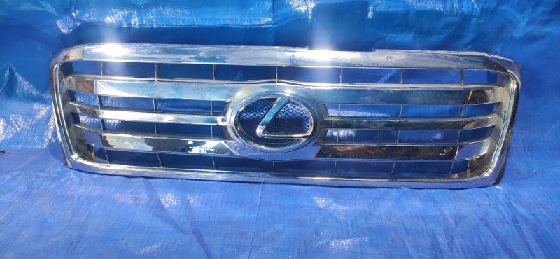Решетка радиатора Toyota Land Cruiser UZJ100 передняя (б/у)