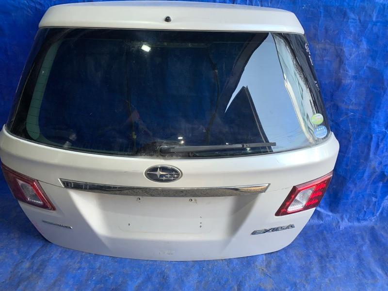 Дверь 5-я Subaru Exiga YA5 задняя (б/у)