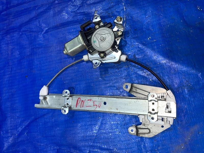 Стеклоподъемник Nissan Murano PNZ50 VQ35DE задний левый (б/у)