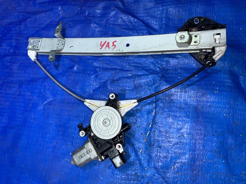 Стеклоподъемник Subaru Exiga YA5 задний правый (б/у)