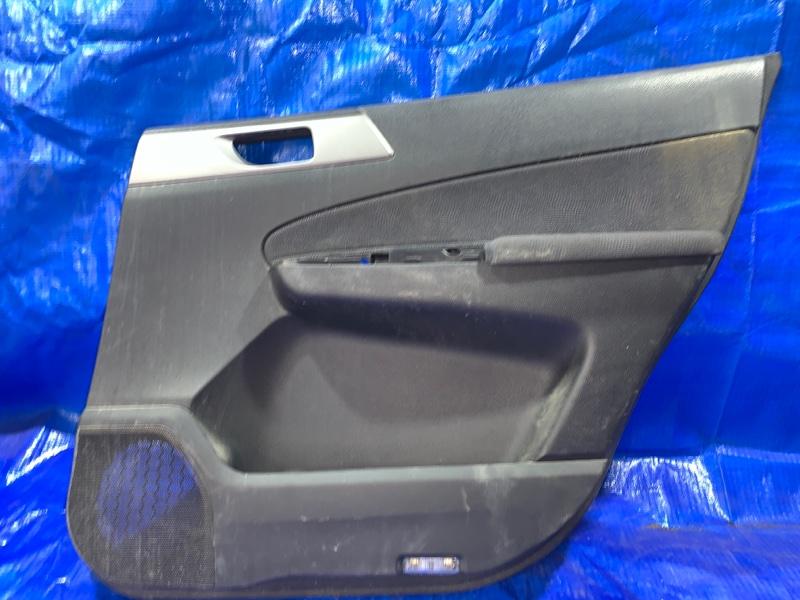 Карта двери Subaru Exiga YA5 задняя правая (б/у)