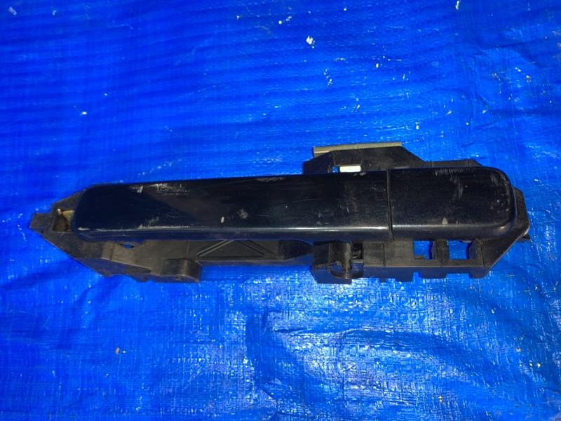Ручка двери внешняя Nissan Lafesta NB30 передняя левая (б/у)