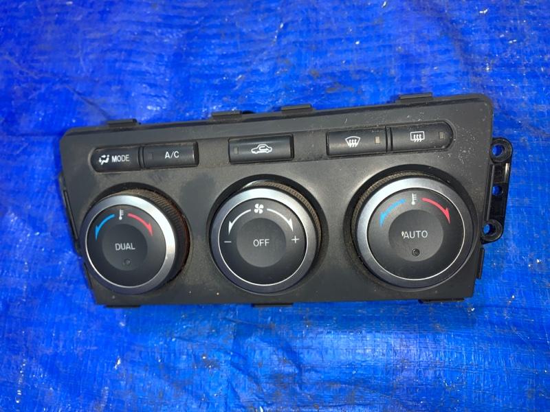 Блок управления климат-контролем Mazda Atenza GH5FS L5VE (б/у)