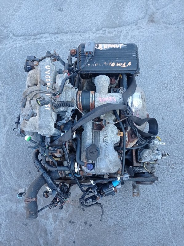 Двигатель Mazda Proceed Marvie UV66R G6 (б/у)