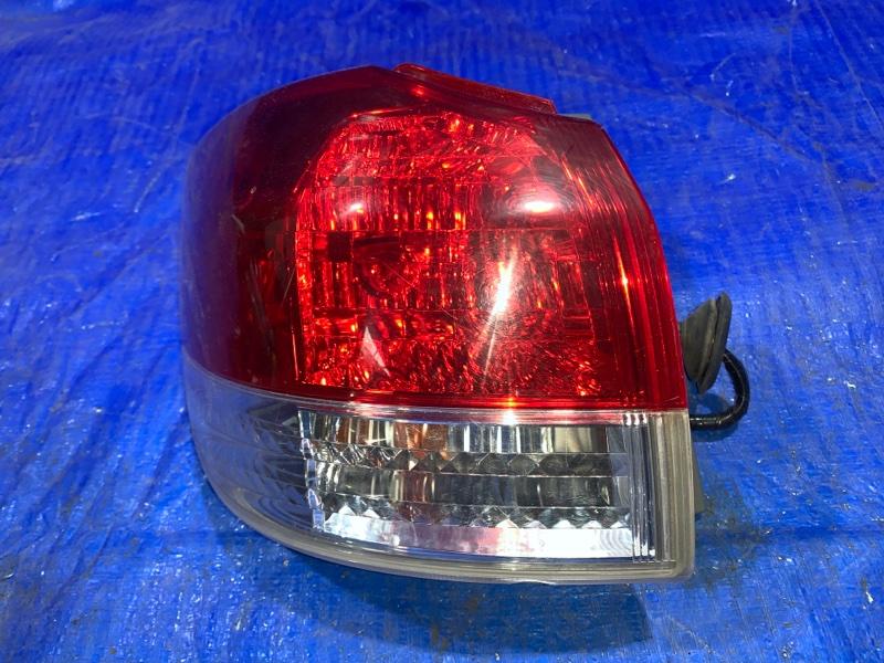 Стоп-сигнал Toyota Wish ZGE25 задний левый (б/у)