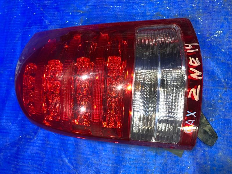 Стоп-сигнал Toyota Wish ZNE14 задний правый (б/у)