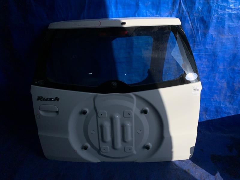 Дверь 5-я Toyota Rush J210E (б/у)