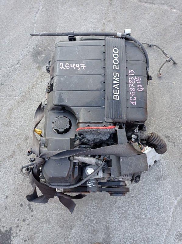 Двигатель Toyota Mark Ii GX115 1GFE (б/у)