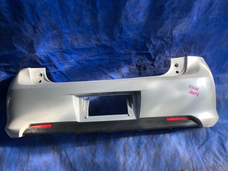 Бампер Toyota Blade AZE154 задний (б/у)